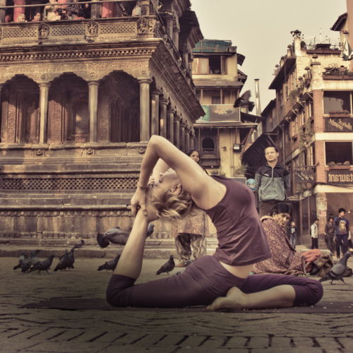 Ashtanga Yoga Retreat Nepal