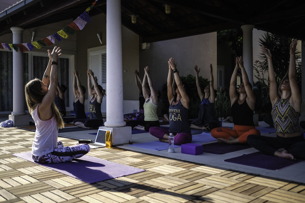 Croatia's best Yoga Retreat this Summer
