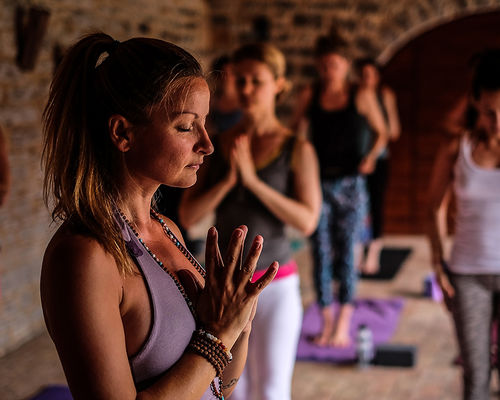 Photos from the Soul Flow Yoga Retreat with Nina Vukas, Croatia