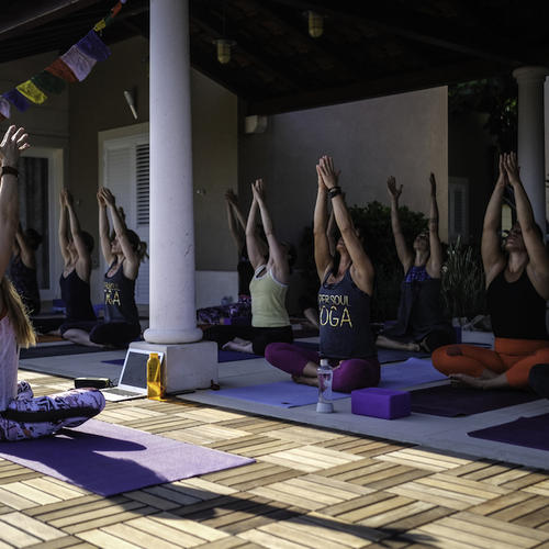 Our Vinyasa Yoga Retreat in Croatia