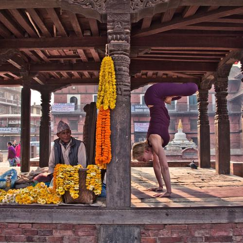The Power of the Practice: an Ashtanga Yoga Love Story