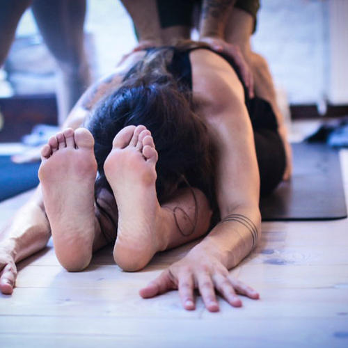 Just Breathe: my First Ashtanga Yoga Practice