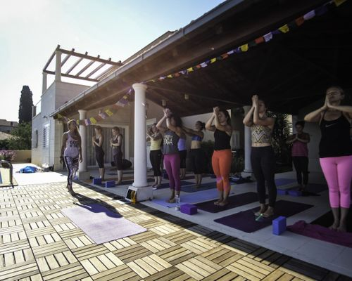 Summerlovin' Yoga Retreat