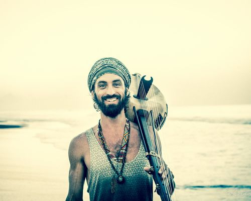 Chai-time with Yogis: Meet Yoga DJ Raio
