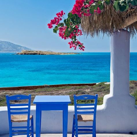 Greek Island Retreat