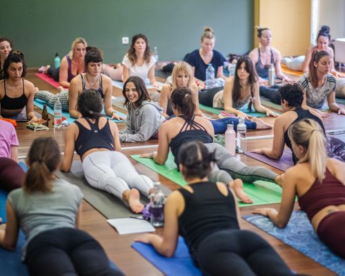 Talia Sutra's The Method Croatia Workshop in Photos
