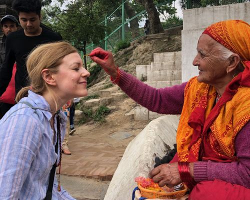 Nepal Yoga Journey in Photos