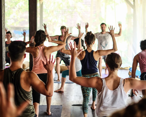 Supersoul's 2018 European Summer Yoga Retreats