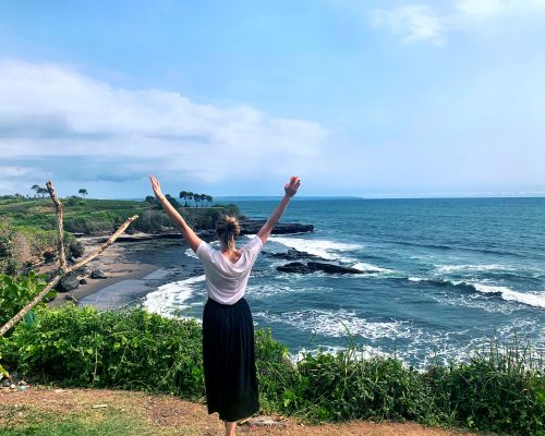 Yoga retreating in Bali: saying YES to letting go