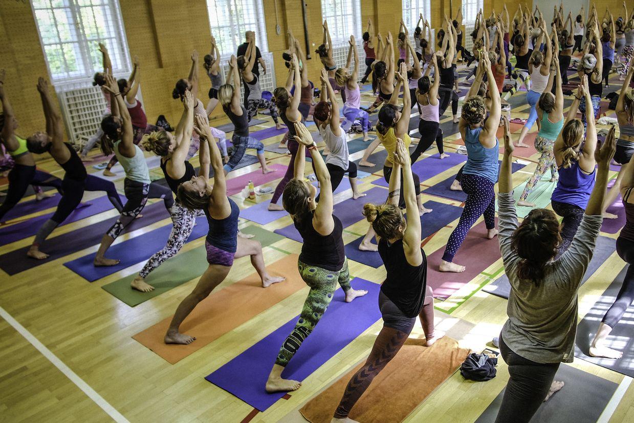 Kino Macgregor Workshop In Photos Supersoul Yoga