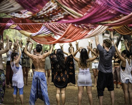 Ecstatic Dance as a Path to Freedom