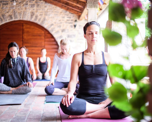 Why go on a Yoga Retreat?
