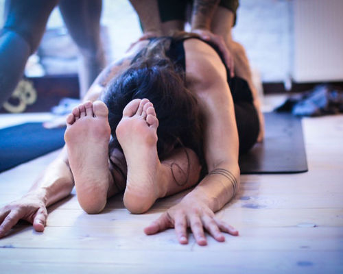 Photos from the Ashtanga Week with David Robson in Zagreb, Croatia
