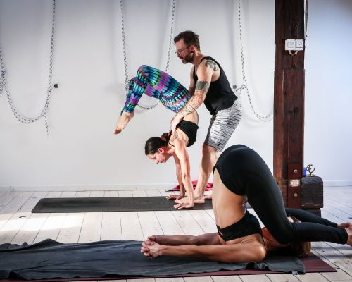 Photos: Ashtanga Yoga Assisting Retreat in Croatia