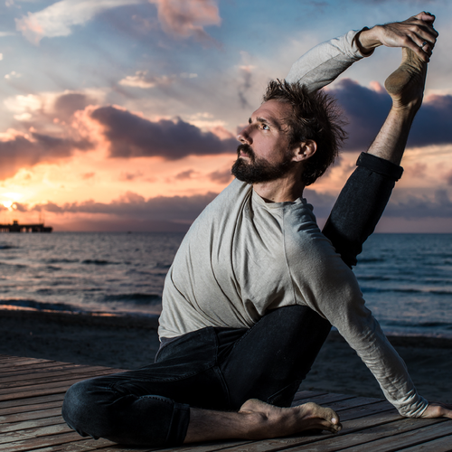 A Week of Ashtanga Yoga with Ty Landrum in Zagreb, 23-29 April 2018