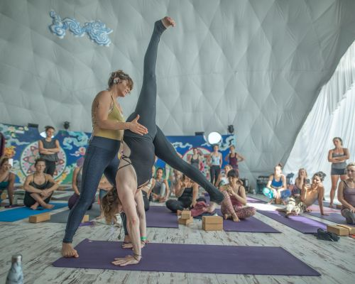 European Summer Yoga Retreat