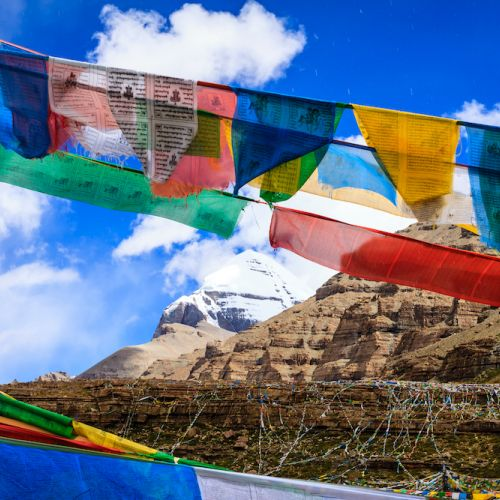 20 Day Meditation Pilgrimage through Tibet